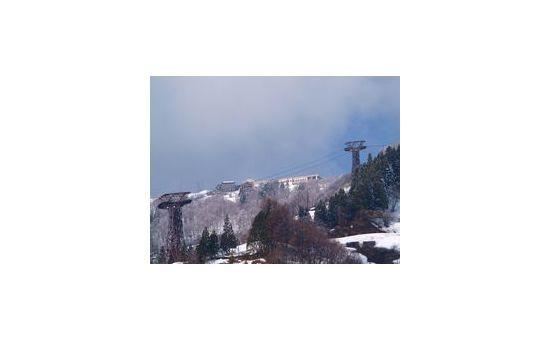 Nakazato Snow Wood webcam at 2pm yesterday