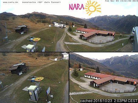 Nara webcam at 2pm yesterday