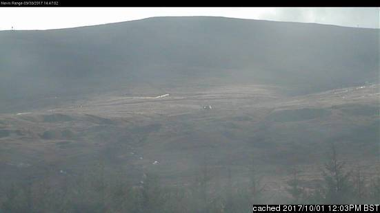 Nevis Range webcam at lunchtime today