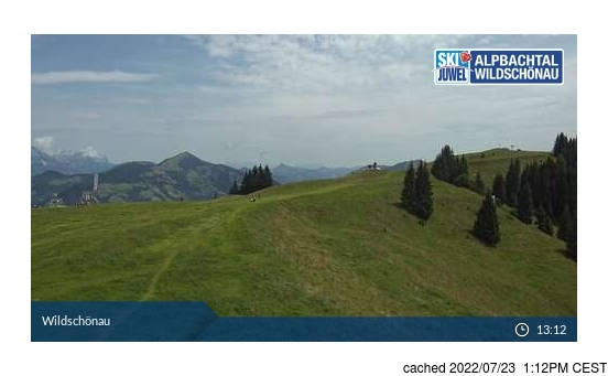 Live webcam per Niederau - Wildschonau se disponibile