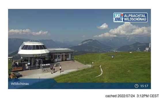 Webcam en vivo para Niederau - Wildschonau