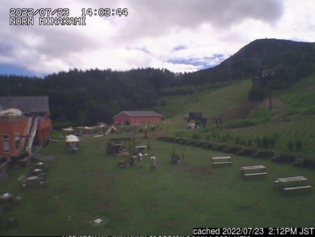 Norn Minakami webcam at lunchtime today