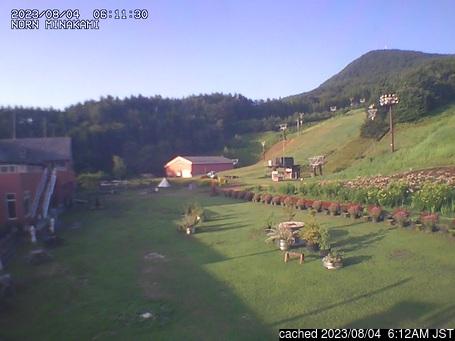 Live Snow webcam for Norn Minakami