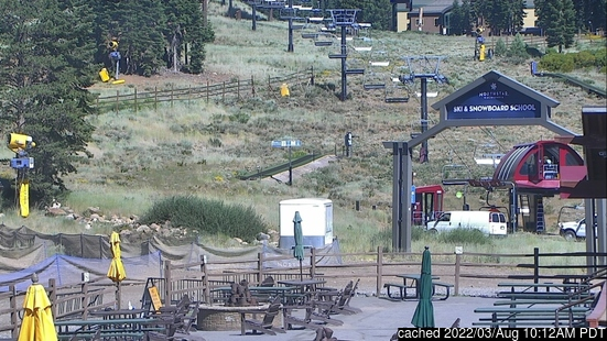 Live Sneeuw Webcam voor Northstar at Tahoe