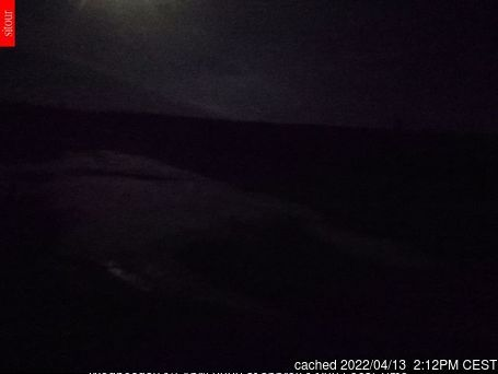 Nové Hutě webcam at lunchtime today