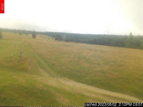 Nové Hutě webcam at 2pm yesterday