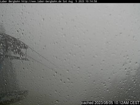 Live webcam para Oberammergau/Laber se disponível