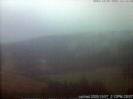 Webcam de Oberwiesenthal a las 2 de la tarde hoy