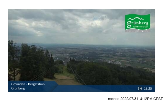 Live Snow webcam for Obsteig/Grünberg