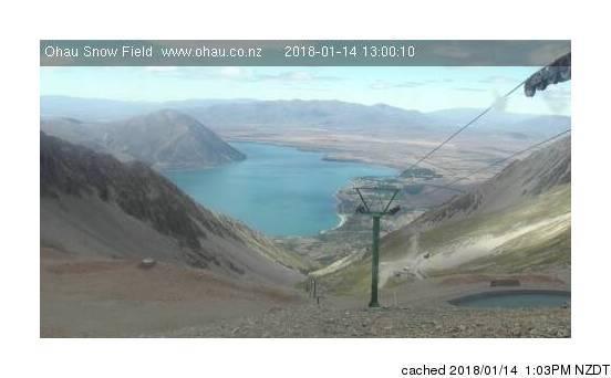Webcam de Ohau a las doce hoy