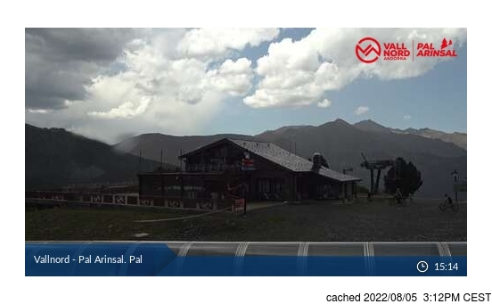Webcam en vivo para Vallnord-Pal