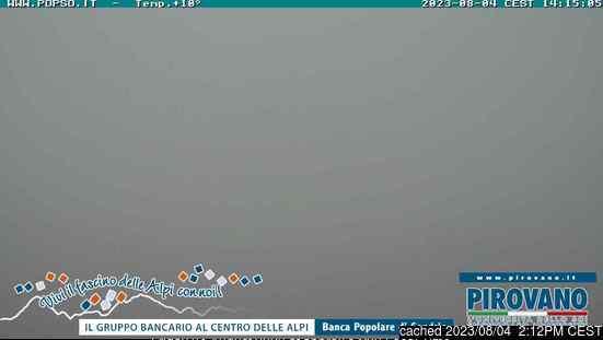 Passo Stelvio webcam heute beim Mittagessen