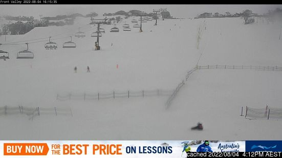 Webcam Live pour Perisher