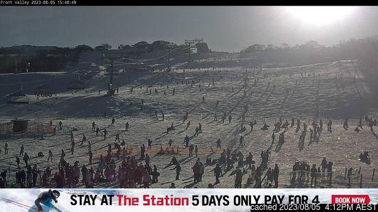 Perisher için canlı kar webcam