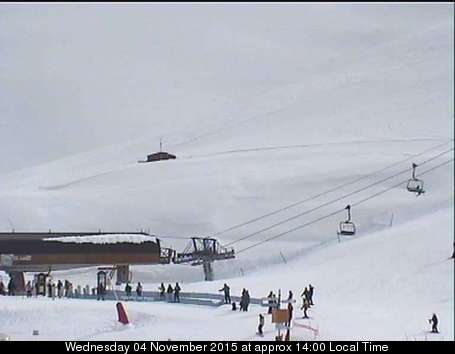 Piau Engaly webcam at lunchtime today