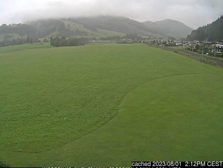 Pillersee-Hochfilzen/Buchensteinwand webcam at 2pm yesterday