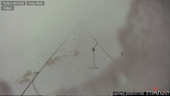 Porters webcam at 2pm yesterday