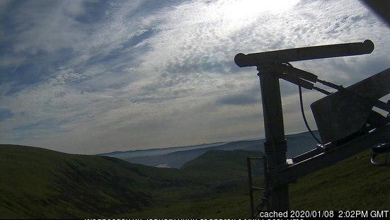 Webcam de Raise (Lake District Ski à 14h hier