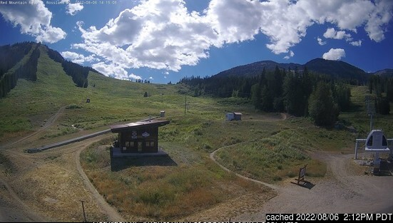 Red Mountain Resort webcam hoje à hora de almoço