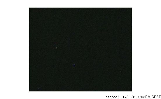 Řeka webcam at lunchtime today