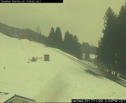 Grüntenlifte webcam at 2pm yesterday