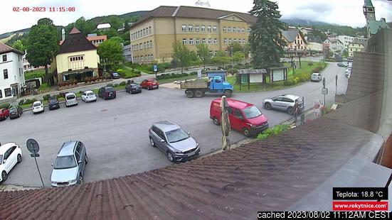 Live Snow webcam for Rokytnice nad Jizerou