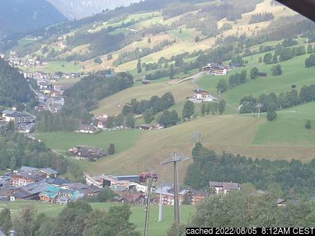 Webcam Live pour Saalbach Hinterglemm