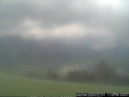 Saalfelden webcam at lunchtime today