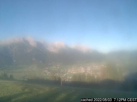 Live Snow webcam for Saalfelden