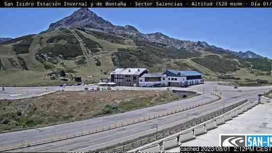 Webcam de San-Isidro à midi aujourd'hui