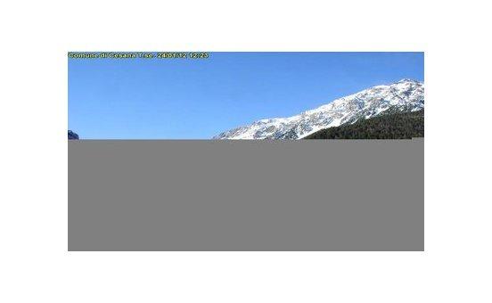 San Sicario (Via Lattea) webcam at lunchtime today