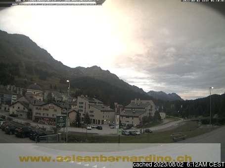 Live Snow webcam for San Bernardino