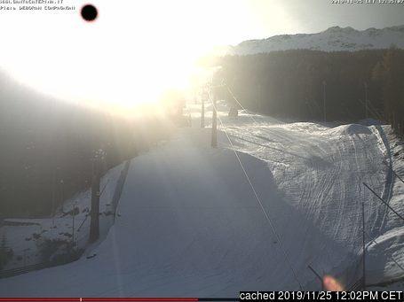 Santa Caterina Valfurva webcam at lunchtime today