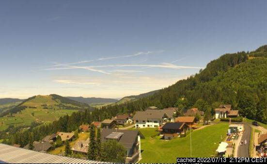 Sattel - Hochstuckli webcam at lunchtime today