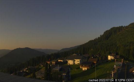 Live Snow webcam for Sattel - Hochstuckli