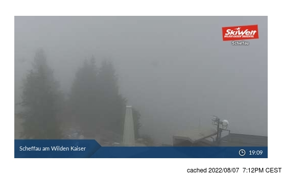 Live webcam per Scheffau se disponibile