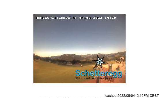 Schetteregg (Egg) webcam at 2pm yesterday