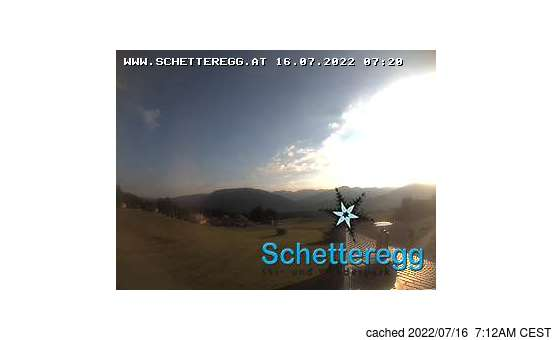 Webcam en vivo para Schetteregg (Egg)