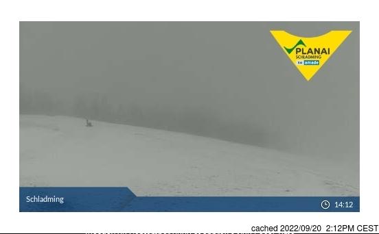 Webcam de Schladming à 14h hier