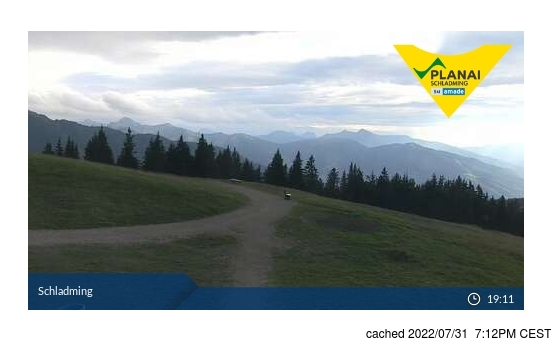 Live webcam per Schladming se disponibile