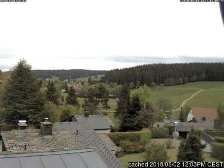 Schönwald/Roessle/Dobel-Lifts webcam at 2pm yesterday