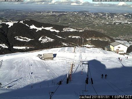 Schwellbrunn - Appenzellerland webcam at 2pm yesterday
