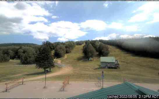 Ski Martock webcam at 2pm yesterday