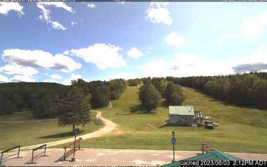 Ski Martock webkamera ze včerejška ve 14 hod.