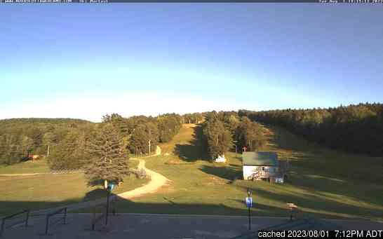 Živá webkamera pro středisko Ski Martock