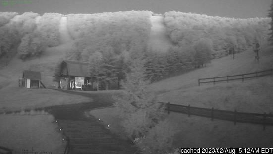 Live webcam para Ski Plattekill se disponível