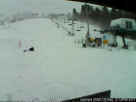 Webcam de Ski Ward Ski Area a las doce hoy