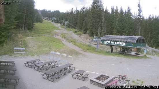 Κάμερα σε Summit at Snoqualmie σήμερα το μεσημέρι