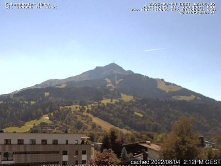 Webcam de St Johann in Tirol à 14h hier