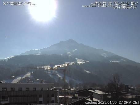 Webcam de St Johann in Tirol a las 2 de la tarde hoy